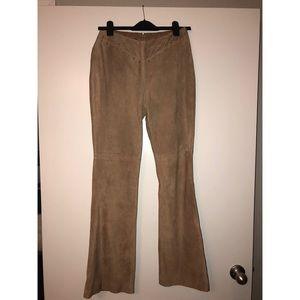 VINTAGE Ralph Lauren boot cut pants